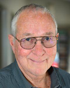 John Panter, Parts Manager
